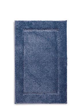 Quick Dry Bath & Pedestal Mats, PETROL, catlanding