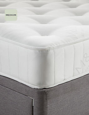 Natural 325 Wool Open Coil Mattress