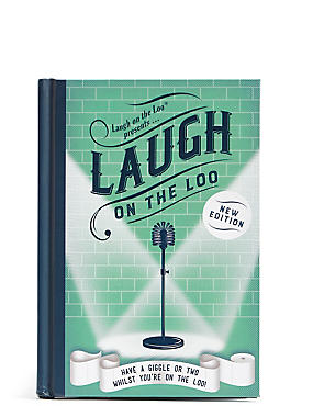 Laugh on the Loo Book