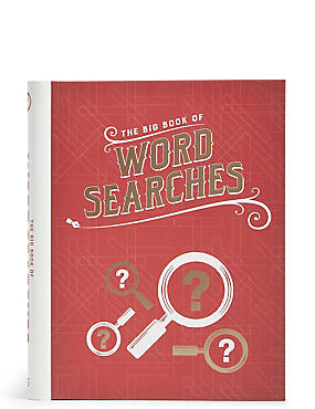 The Big Book of Word Searches