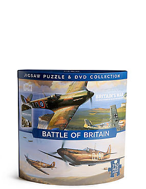 Battle of Britain DVD & Puzzle Collection