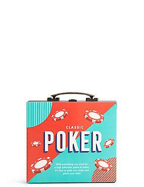 Poker Set, , catlanding