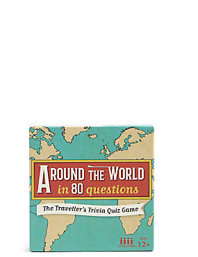 Around The World in 80 Questions