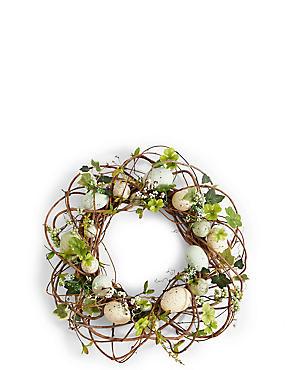 Spring Wreath, , catlanding