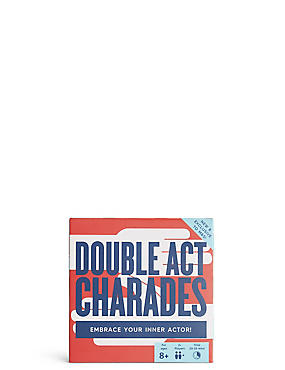 Double Act Charades, , catlanding