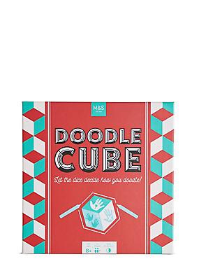 Doodle Cube Game, , catlanding