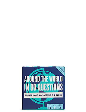 Around the World Card Game, , catlanding