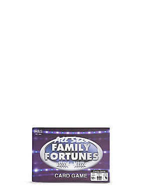 Family Fortunes Card Game, , catlanding
