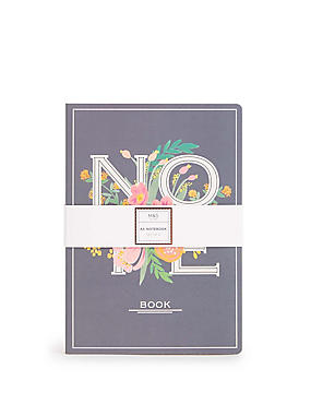 Set of 2 A5 Notebooks
