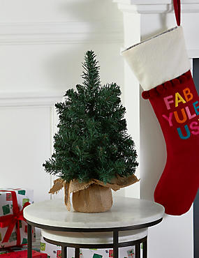1.5Ft Evergreen Tree, , catlanding