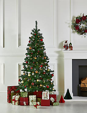 6Ft Evergreen Tree, , catlanding