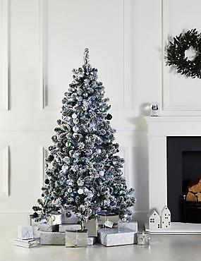 6Ft Snowy Tree, , catlanding