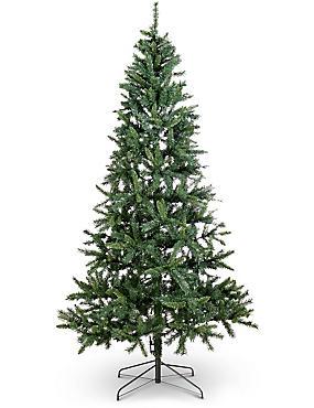 9ft pre lit christmas tree - Christmas Tree Fake