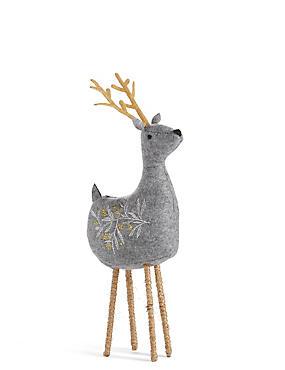 Large Reindeer, , catlanding