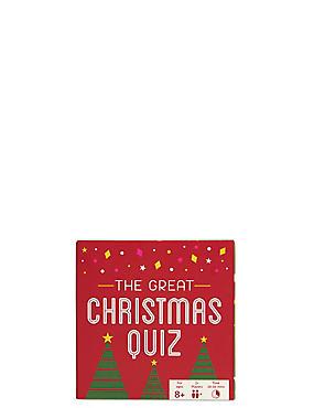 The Great Christmas Quiz, , catlanding