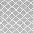 Printed Cotton Geometric Rug, GREY, swatch