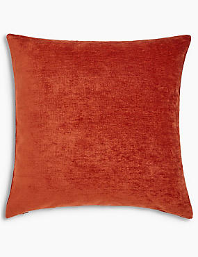 La Perla Cushion, TERRACOTTA, catlanding