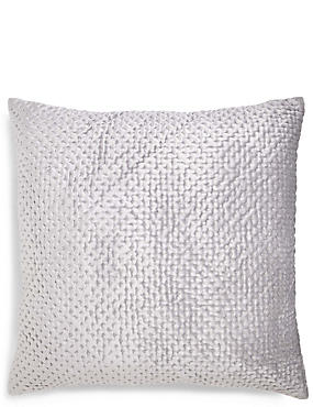 Velvet Textured Cushion