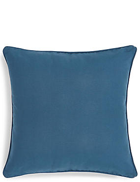 Large Cotton Rib Cushion