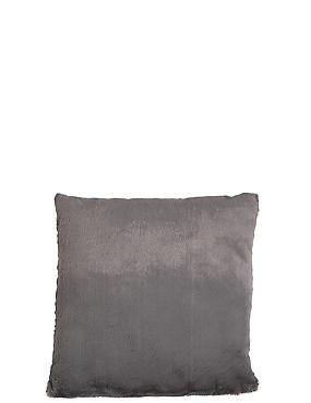 Soft Faux Fur Cushion