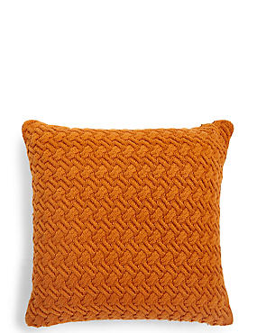 Wave Knit Cushion