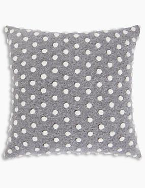Spot Cushion, GREY MIX, catlanding