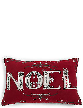 Noel Light-up Cushion