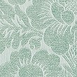 Chenille Damask Cushion, DUCK EGG, swatch