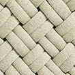 Jersey Weave Cushion, BEIGE MARL, swatch