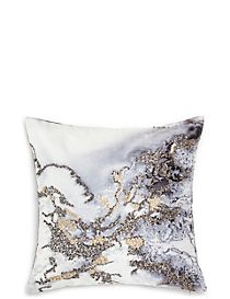 Agate Sequin Cushion