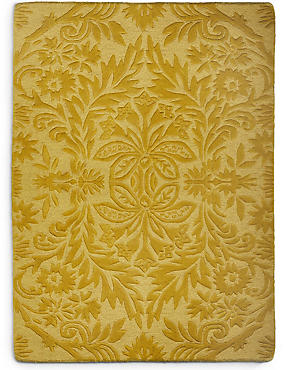 Pure Wool Damask Rug