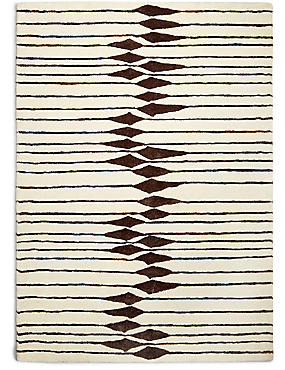 Tribal Striped Rug