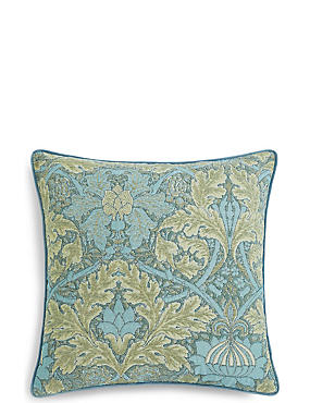 Tapestry Chenille Cushion