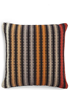 Tonal Stripe Cushion