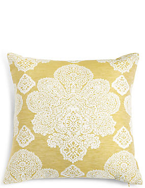 Damask Jacquard Cushion