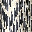 Crescent Chevron Eyelet Curtains, NAVY MIX, swatch