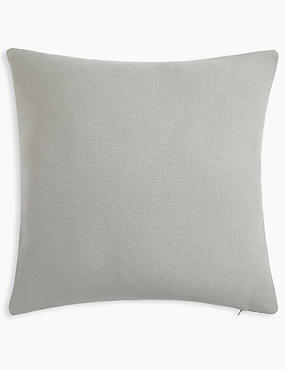 Banbury Cushion, LIGHT GREY, catlanding