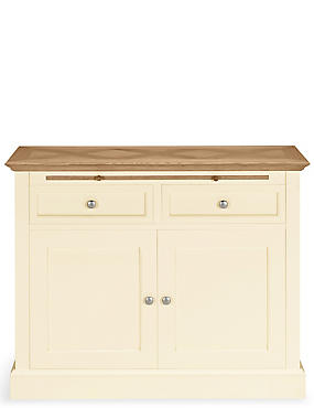 Greenwich Set of 2-Door Sideboard
