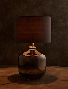 Erin Table Lamp, CHAMPAGNE, catlanding