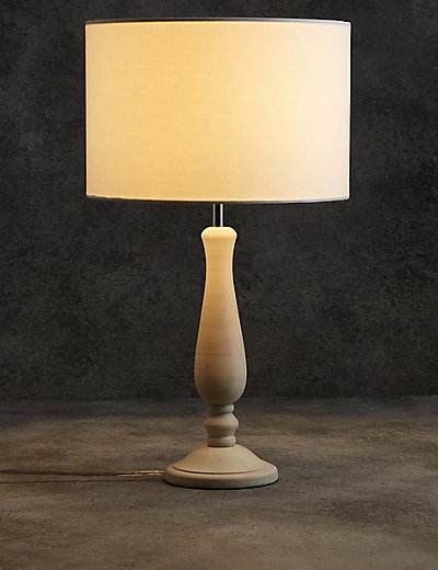 Holly table lamp ms for Table lamp marks and spencer