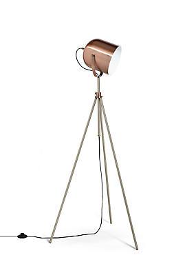 Pinero Tripod Floor Lamp, , catlanding