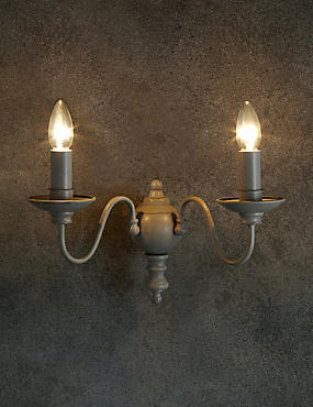 Beth Bare Wall Light