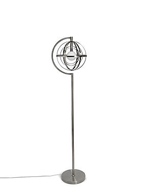 Laney Floor Lamp, METAL, catlanding