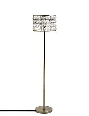 Leah Cylinder Floor Lamp, , catlanding