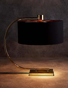 Tribe Curved Table Light