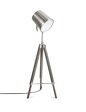 Devon Camera Floor Lamp, , catlanding