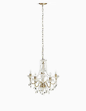 Dionne Chandelier Ceiling Light, , catlanding