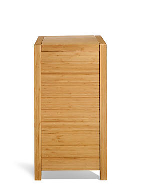 Nagoya Floor Cabinet Natural