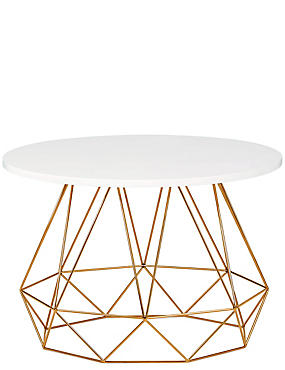 Lena Copper Coffee Table