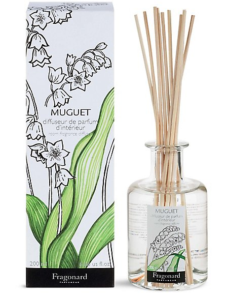 Lily of the Valley Room Fragrance Diffuser 200ml